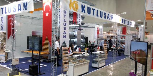 KUTLUSAN '' KOREA INTERNATIONAL LIVESTOCK EXPO 2015'' de
