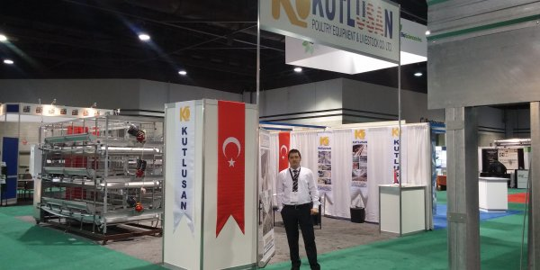 KUTLUSAN IN '' IPPE ATLANTA ''