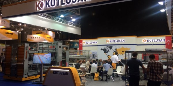 KUTLUSAN IN VIV EUROPE 2018