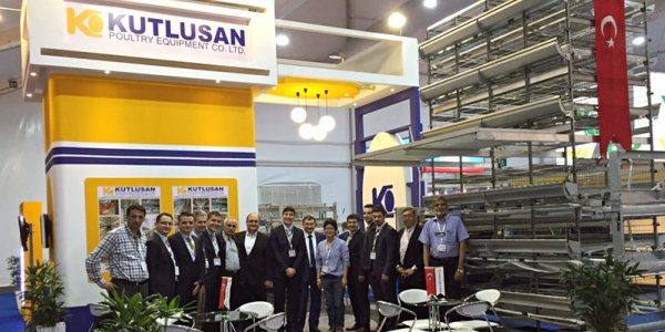"Kutlusan at ""VIV Asia"""