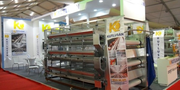 "Kutlusan at ""Poultry India"""