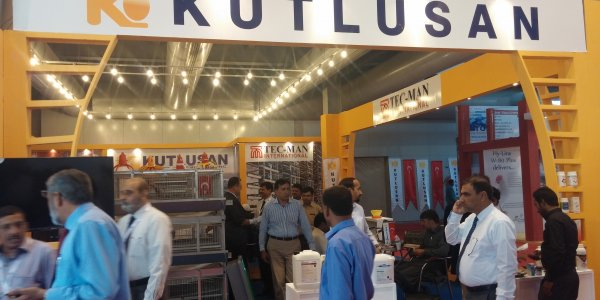 KUTLUSAN IN '' IPEX PAKISTAN ''