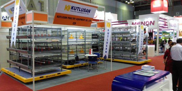 KUTLUSAN IN 'ILDEX VIETNAM 2018'