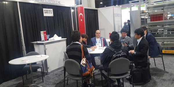 KUTLUSAN IN IPPE ATLANTA 2019