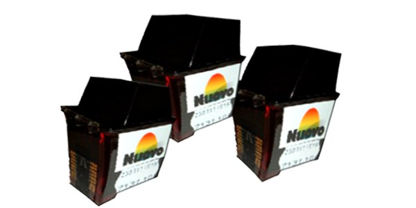 Nuovo 40ml Ink Cartridges